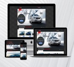 Auto Gallery Web Package Vistera v2.0